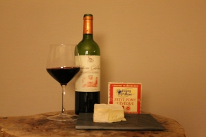 Pomerol with Pont L'Eveque